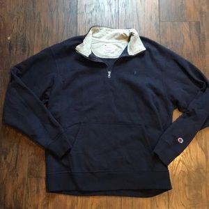 Champion Sweatshirt 1/4 Zipper